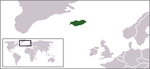 Locationiceland